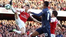 Арсенал – Манчестер Юнайтед – 2:0 – видео голов и обзор матча