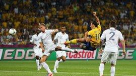 В Англии форвард забил феноменальный гол в стиле Ибрагимовича – видео дня