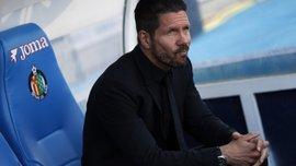 Симеоне получил наказание за эпическое празднование гола Ювентусу