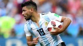 """Тренер сборной Аргентины Скалони объяснил, почему Агуэро не попал в заявку """"альбиселестес"""""""