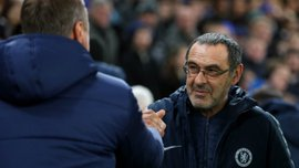 Челси – Динамо: послематчевая пресс-конференция Маурицио Сарри