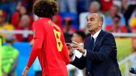 Феллаини завершил карьеру в сборной Бельгии