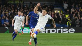 Яковенко розкритикував гру Русина в матчі з Челсі