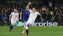 Яковенко раскритиковал игру Русина в матче с Челси