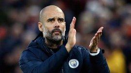 Гвардіола прокоментував кадрову ситуацію в Манчестер Сіті