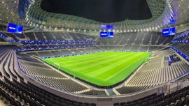 Тоттенхем зіграє на новому стадіоні проти Брайтона або Крістал Пелас