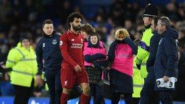 Клопп – о голевой засухе Салаха: Я привык к тому, что футболисты не всегда забивают