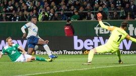 Голевая феерия без Коноплянки в обзоре матча Вердер – Шальке – 4:2