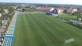 Колос проведе реконструкцію стадіону задля участі в УПЛ