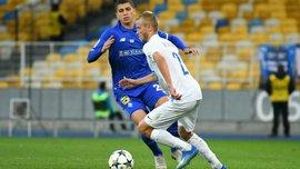 Че Че та Буено вийшли в старті Динамо U-21 у турнірі дублерів