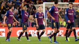 Барселона – Райо Вальекано: прямая трансляция