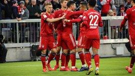 Бавария – Вольфсбург – 6:0 – видео голов и обзор матча