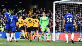 Челси – Вулверхэмптон – 1:1 – видео голов и обзор матча