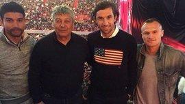 Шевчук: Мені дзвонив Срна, вони з партнерами по Кальярі дивились наш матч з Олександрією