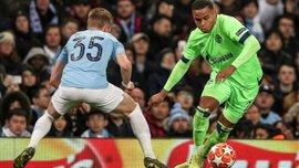Манчестер Сити – Шальке – 7:0 – видео голов и обзор матча