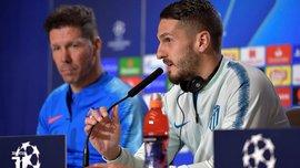Коке: Атлетико понимает, какая игра ожидает команду завтра