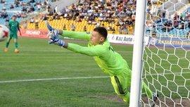 Непогодов потрапив до символічної збірної туру в чемпіонаті Казахстану