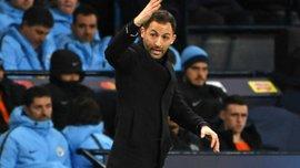 Тедеско – о разгроме от Манчестер Сити: Это был худший матч Шальке под моим руководоством