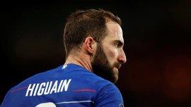 Динамо – Челсі: Ігуаїн може пропустити матч