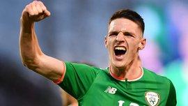 Райс отримав дебютний виклик у збірну Англії – раніше він виступав за Ірландію