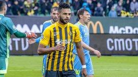 Эсеола извинился за фол, из-за которого получил 5 матчей дисквалификации
