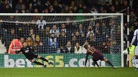 Игрок Суонси исполнил, возможно, худший пенальти в истории футбола – это нужно видеть