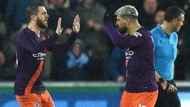 Суонси – Манчестер Сити – 2:3 – видео голов и обзор матча