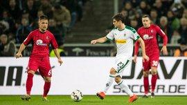 Борусія М та Фрайбург розписали результативну нічию
