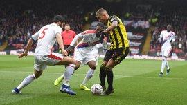 Уотфорд переграв Крістал Пелас: 1/4 фіналу Кубка Англії