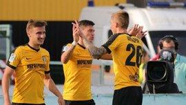 Черноморец – Александрия – 0:3 – видео голов и обзор матча