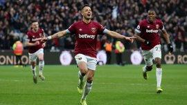 Вест Хэм – Хаддерсфилд – 4:3 – видео голов и обзор матча