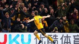 Вулверхэмптон одержал сенсационную победу над Манчестер Юнайтед и вышел в 1/2 финала Кубка Англии