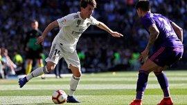 Одриосола: Зидан – часть истории футбола и Реала