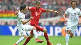 Бавария – Майнц: прямая трансляция матча