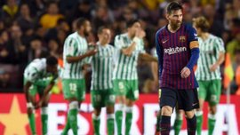 Бетіс – Барселона: пряма трансляція матчу
