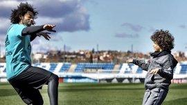 Син Марсело у складі дитячої команди Реала програв Барселоні 0:6 – бразилець вже вдруге став свідком подібного розгрому