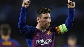 Мессі: Фанати суперника ніколи раніше не аплодували мені після забитого гола