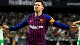 Барселона пригадала гол Мессі 9-річної давнини, який є близнюком його шедевру у ворота Бетіса
