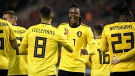 Бельгия – Россия – 3:1 – видео голов и обзор матча