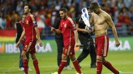 Піке, Хаві та Боян викликані до збірної Каталонії