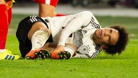 Соперник Украины едва не завершил сезон для Сане – видео жуткого фола против хавбека сборной Германии