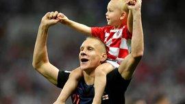 Фанати Бешикташа влаштували овації маленькому сину Віди, який забив у порожні ворота – наймиліше відео дня