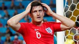 Видра: Магуайр – слабка ланка збірної Англії