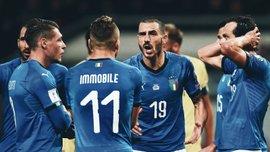 Италия 13 лет не уступала в матчах квалификации к Евро