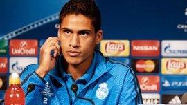 Варан налаштований покинути Реал – француз повідомив про це одноклубникам