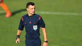 Українська бригада арбітрів отримала призначення на матч відбору до Євро-2020