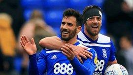 Клуб Чемпіоншипу Бірмінгем Сіті втратив 9 очок через величезні фінансові витрати