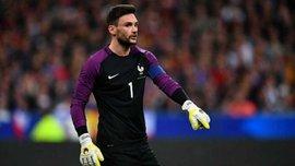 Льоріс обійшов Зідана за кількістю матчів у збірній Франції