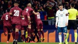 Аргентина – Венесуела – 1:3 – відео голів та огляд матчу