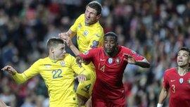 Вільям Карвалью: Україна захищалась всіма 11-ма гравцями